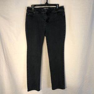 Chicos 12 Jeans Black Skinny So Slimming 725